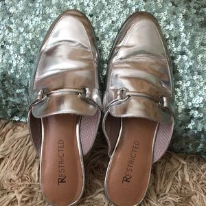 Silver shoes, pet free and smoke free home